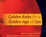 (Golden Rules for a Golden Age of Gas IEA)