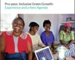Pro-poor, Inclusive Green Growth (GGGI)