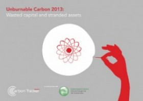 (Carbon Tracker, Unburnable carbon 2013)