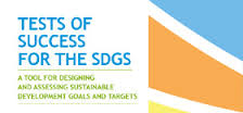 Tests of success for the SDGs