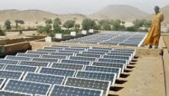 The politics of green transformations solar panels