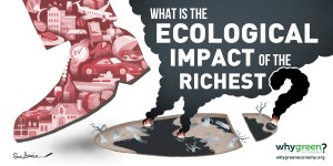 Ecological impact of the richest (Dario Kenner, Why Green Economy)