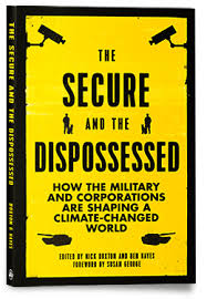 Secure and dispossessed book cover