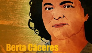 In March 2016 indigenous leader Berta Caceres was murdered for her opposition to the Agua Zarca dam in Honduras